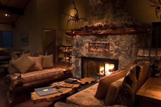 Mountain Home Lodge: Great room main lodge