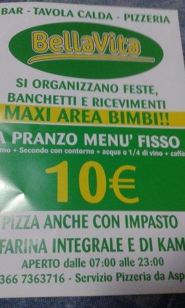 Travaco Siccomario, อิตาลี: Volantino