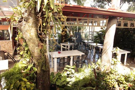 Mesas Café Restaurante Del Patio Grecia