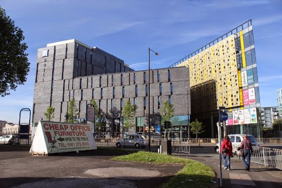Hotel ibis budget Manchester Centre Pollard Street: ибис манчестар