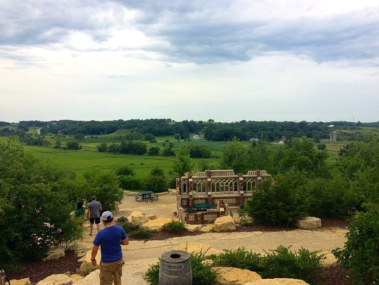 View at New Glarus Brewery