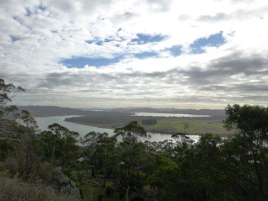 Rosevears, Australien: Looking north