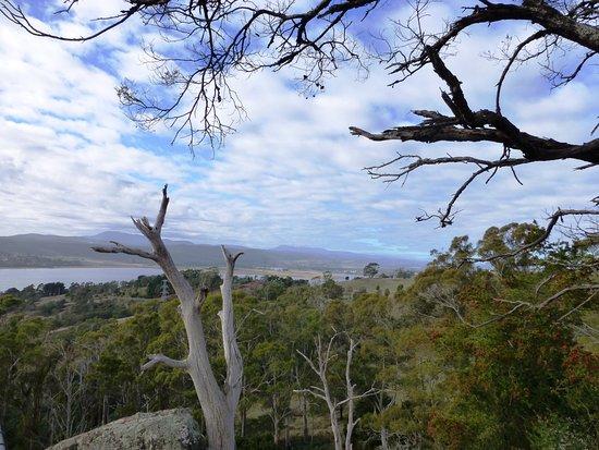 Rosevears, Australie : Looking south
