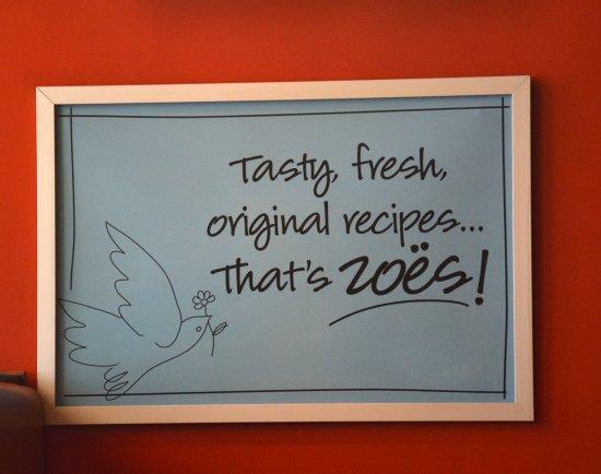 Zoes Kitchen Sign zoes kitchen, huntersville - restaurant reviews, phone number