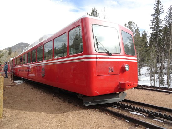 Manitou Springs, CO: Our transport