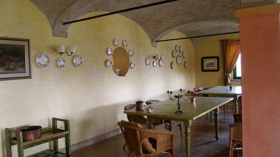 Le Colombaie - Maison de Charme: salone