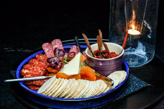 Cooktown, Australia: Our cheese platters are now even more special with a selection of Gallo Dairyland gourmet cheese