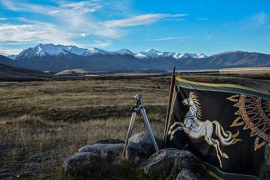 Twizel, Nueva Zelanda: Pelennor Fields