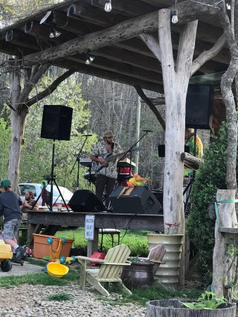 Black Mountain, NC: Straightaway Cafe