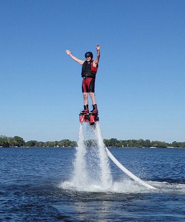 Just Add Water Flyboard, LLC
