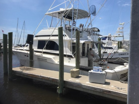 Picture of three sons iv pure fishing biloxi for Pure fishing jobs