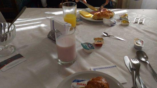 Salles Hotel: café da manhã