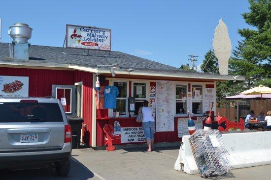 Fast Food Hudson Ohio