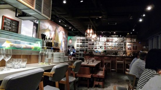 Nice ambiance picture of el mercado wan chai hong kong for Ambiance cuisine nice