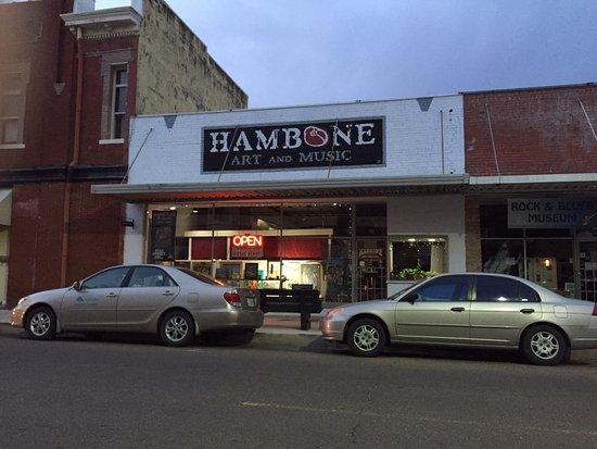 Stan Streets Hambone Art Gallery