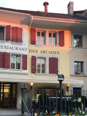 Avenches, สวิตเซอร์แลนด์: Bienvenue chez nous