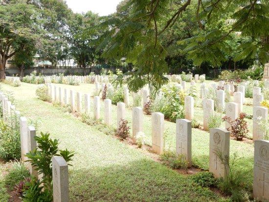 Dar Es Salaam War Cemetery
