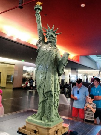 National Museum of American History : Lego Liberty