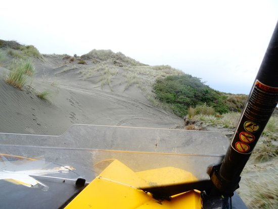 Wanganui, Nueva Zelanda: Fun Offroad Adventures....just with Warrick!