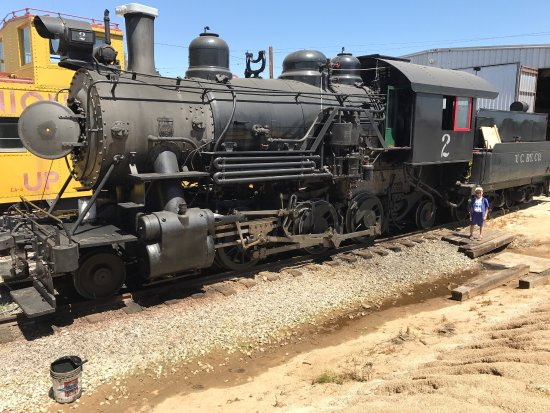 "Perris, CA: The ""Steamie"""