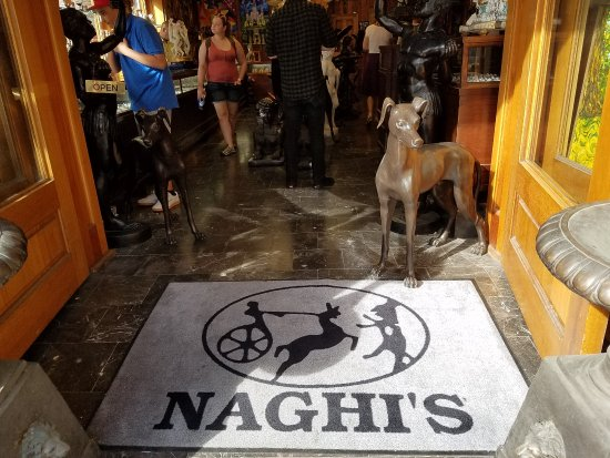 Naghi's Art Gallery