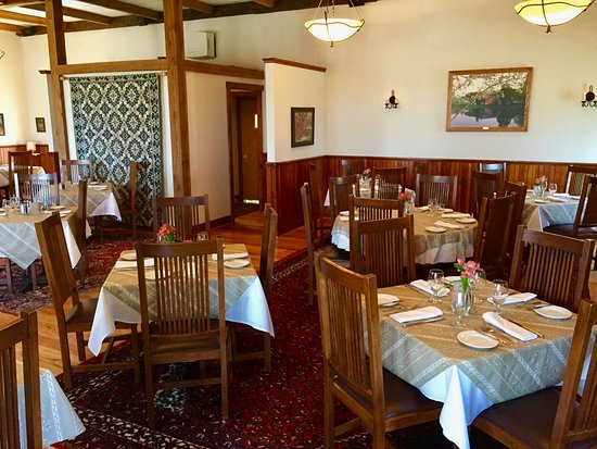 Auburn, NY: The main dining room