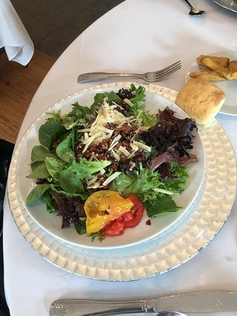 Loudonville, OH: salad