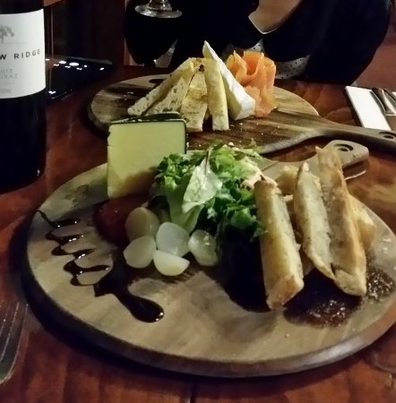 The Pig & Whistle: tasting boards