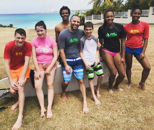 Barbados guys