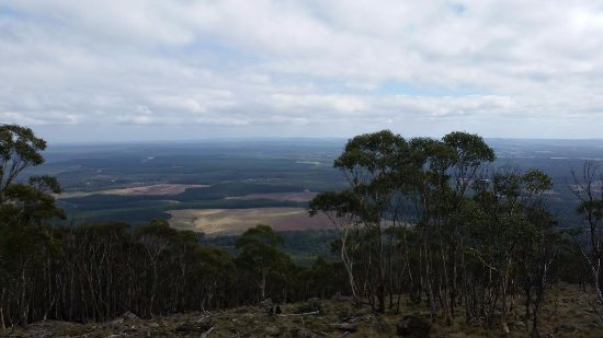View from Mount Macedon lookout 2
