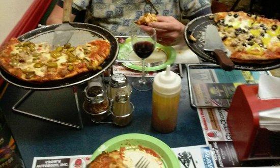 North Canton, OH: Contessa pizza