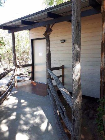 Blackall, Australien: New wheel chair friendly bathroom
