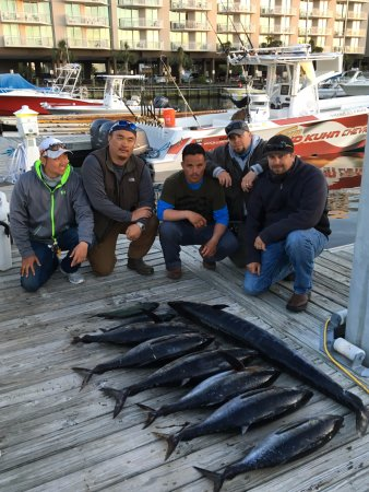 Tailn' Tides Charters