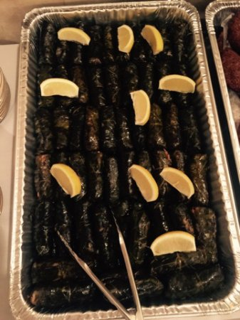 Bridgeville, PA: Grape Leaves