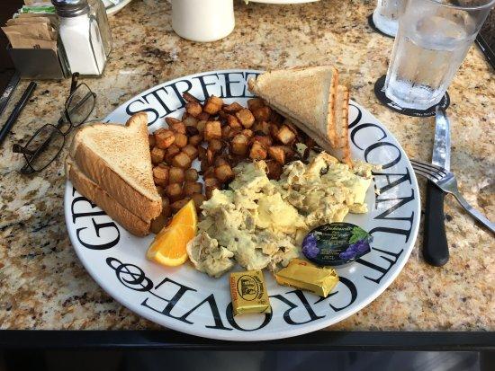 Greenstreet Cafe Brunch Hours