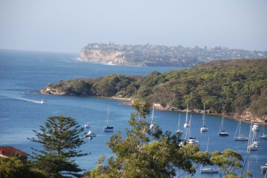 Fairlight, Australia: The view
