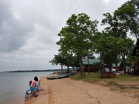 Buchanan Dam, TX: Willow Point Resort