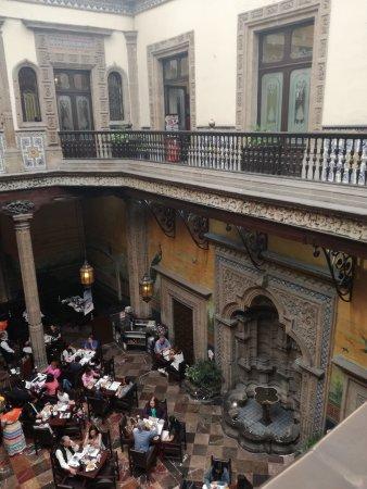 Picture of sanborns de los azulejos mexico for Sanborns de azulejos