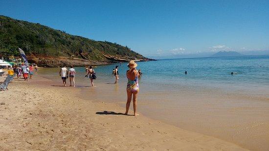 Armacao dos Buzios, RJ: playa