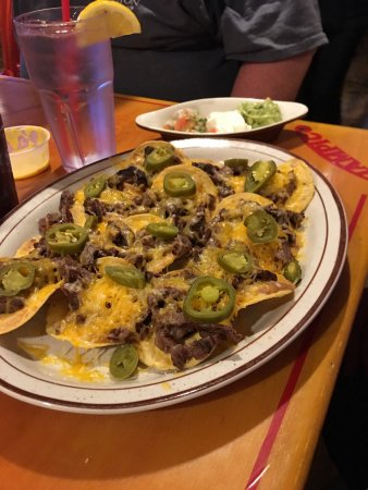 Morgan City, LA: Good Mexican food on a Saturday night!
