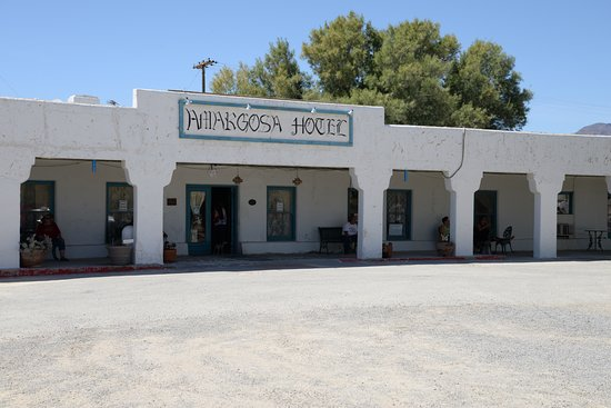 Photo of Amargosa Opera House and Hotel Death Valley