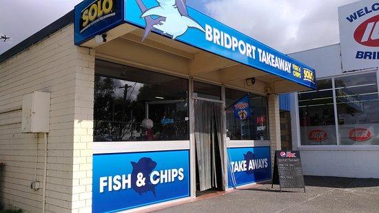 Bridport takeaway