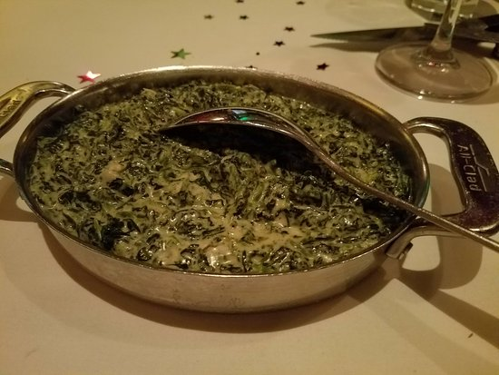 Side Order Of Creamed Spinich Oh So Delish Picture Of Capital Grille Garden City Tripadvisor