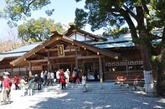 Sarutahiko Shrine : 人気スポットです