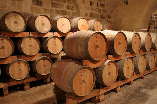Malta: The Three Cities og vinsmaking...