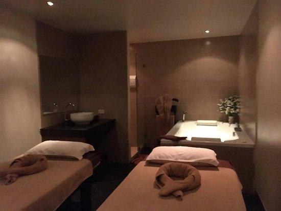 Dahra Beauty & Spa: Spa Room