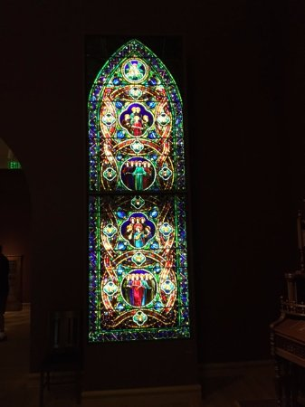 Winter Park, FL: Stained glass