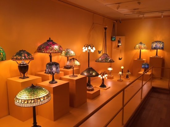 Winter Park, FL: Tiffany lamps