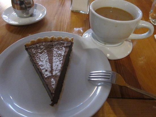 Silver City, NM: Chocolate Torte