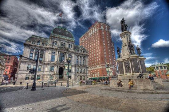 프로비던스 시청(Providence City Hall)
